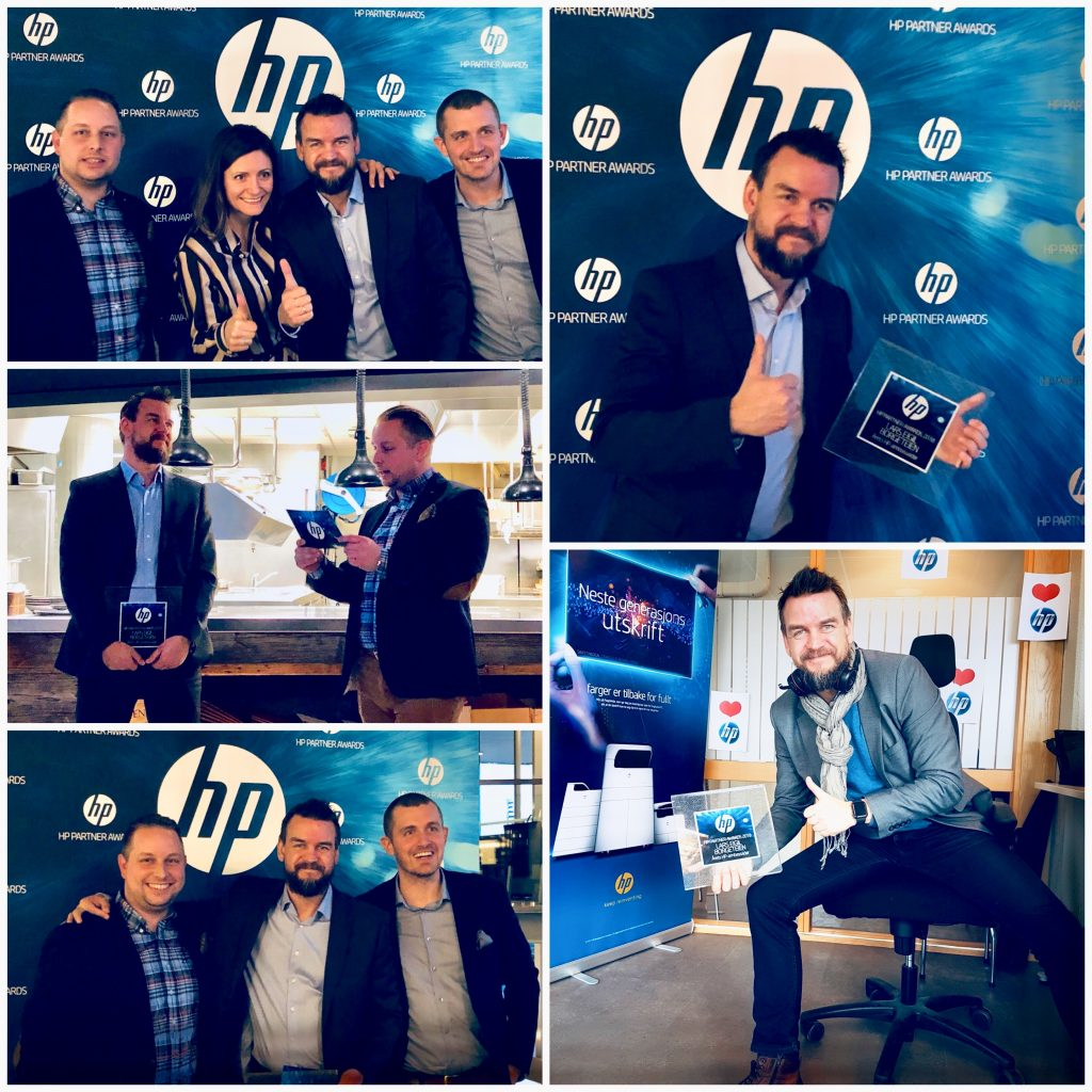 HP Ambassadør 2018